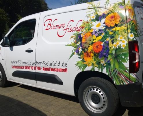 Blumen-Fischer Transporter